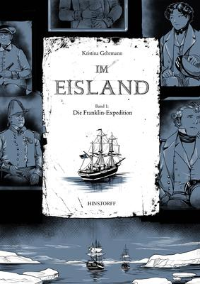 Im Eisland Band 1: Die Franklin-Expedition Book Cover