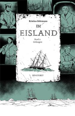 Im Eisland Band 2: Gefangen Book Cover