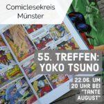 55. Treffen: Yoko Tsuno