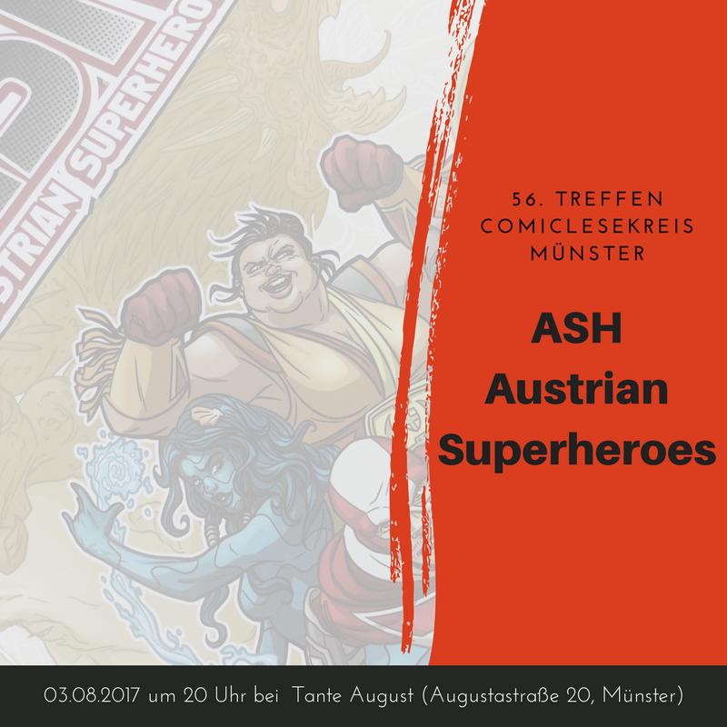 56. Treffen Comiclesekreis Münster