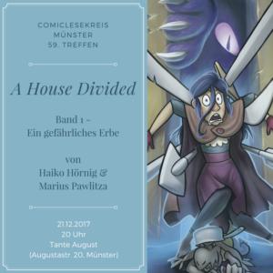 Comiclesekreis Münster