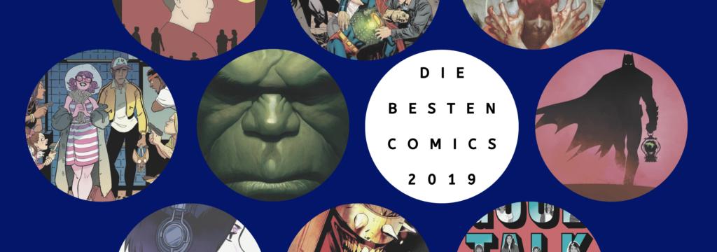 best comic 2019